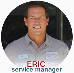 eric service manager