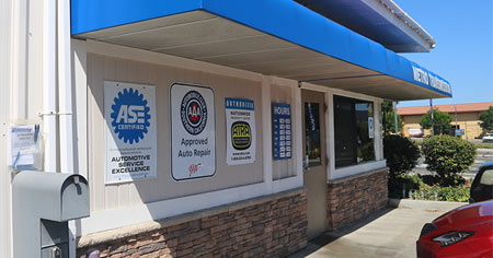 ase certified automotive repairs